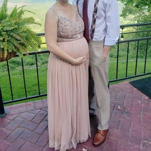 7696b1cea60 Adrianna Papell Dresses - Maternity Bridesmaid Dress
